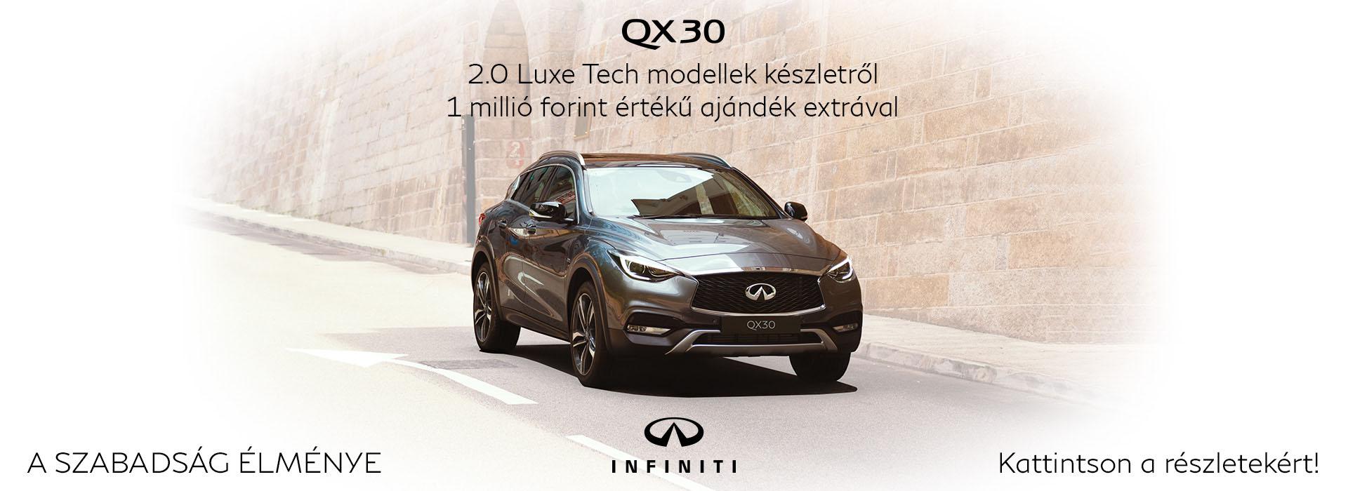 Infiniti QX30